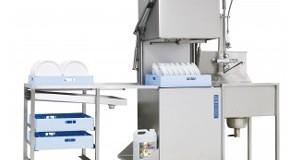 Durchschub- und Kombigeschirrspülmaschinen